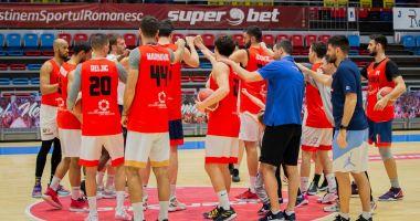 Baschet / CSM CSU Oradea vs. CSO Voluntari, în finala Cupei României