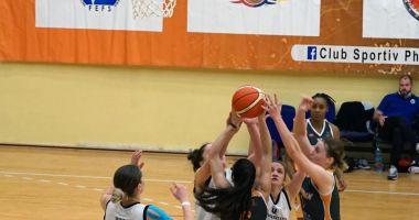 """Baschet / Phoenix CSU Simona Halep, învinsă în primul meci al """"dublei"""" de la Târgovişte"""