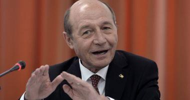 Este oficial ! Traian Băsescu candidează la Primăria București