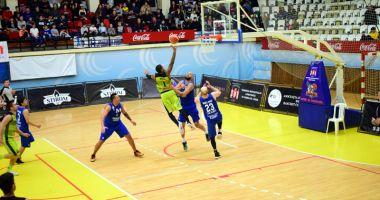 BC Athletic Constanța, învinsă, în deplasare, de CSM Sighetu Marmației