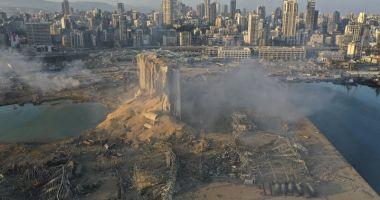 Trei zile de doliu național în Liban, după explozia din Beirut