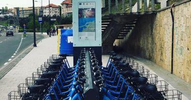 Bicicletele gratuite, revin pe străzile din Constanţa