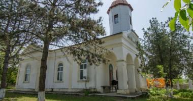 """Biserica """"Înălțarea Domnului"""", sfințită de IPS Teodosie"""