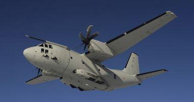 Misiune umanitară a Forțelor Aeriene Române