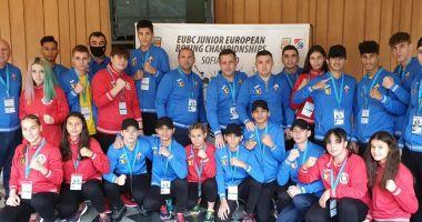 Box / Patru români se bat pentru aur la Europenele de la Sofia