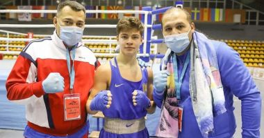 Box / 10 medalii: bilanţ excelent al României la Europenele de juniori