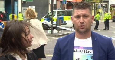 Românul considerat erou după atacul terorist de la Londra cere DAUNE