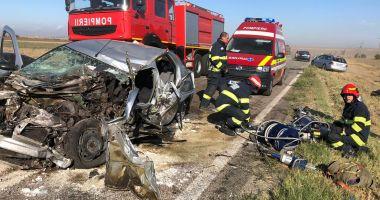 Probe luate de Poliția Constanța, reclamate ca fiind furate de victima unui accident rutier