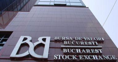 Bursa de la Bucureşti a câştigat 1,72 miliarde de lei din capitalizare în această săptămână