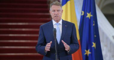 Klaus Iohannis: Îi felicit pe toţi cei care au câştigat mandate la alegerile de ieri