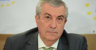"""Tăriceanu vrea măsuri pentru ca Institutul """"Cantacuzino"""" să producă vaccinul anticoronavirus"""