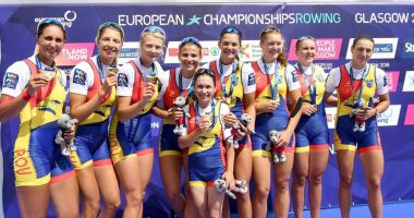 11 echipaje tricolore la Europenele de canotaj
