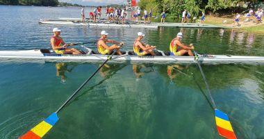 UPDATE / Canotori români, în finalele Campionatelor Europene de juniori