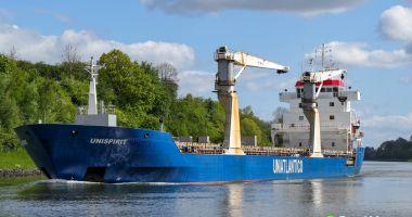 Captură de 1,2 tone de cocaină pe o navă germană