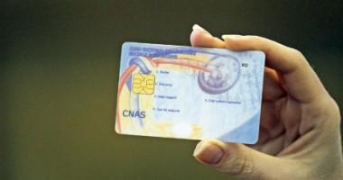 Distribuirea cardurilor de sănătate în stand-by