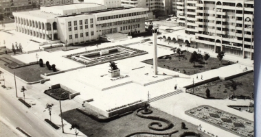 Arhiva de Aur Cuget Liber. Constanța, ce oraș frumos am avut! Casa de Cultură, în 1985