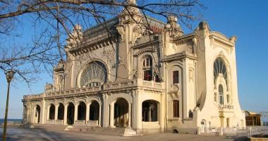 Donație de ultim moment, soluția salvatoare. Cazinoul din Constanța va fi reparat și igienizat!
