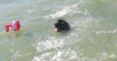 Alertă la Neptun. Salvatorii caută un bărbat dispărut în mare