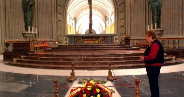 CEDO a respins cererea de suspendare a exhumării fostului dictator spaniol Franco