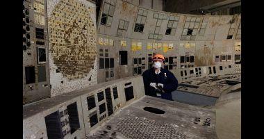 Camera de control a Reactorului 4 de la Cernobâl poate fi vizitată. Nivelul radiațiilor este de 40.000 de mare decât cel normal