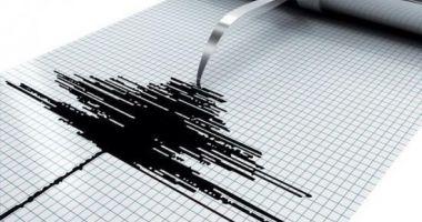 Un cutremur cu magnitudinea 3,3 a avut loc în judeţul Vrancea