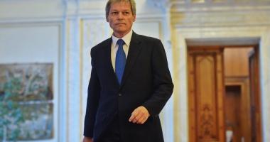 Premierul Cioloș merge joi în vizită oficială în Republica Moldova