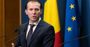 Florin Cîțu: România va evita recesiunea iar economia își va reveni până la finalul anului