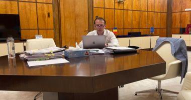 """Florin Cîțu: """"Ministerele care nu au cheltuit banii pe care i-au cerut trebuie să vină cu argumente solide"""""""