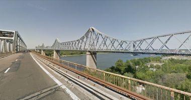 A fost desemnat câştigătorul pentru realizarea lucrărilor de reabilitare a Podului de la Cernavodă