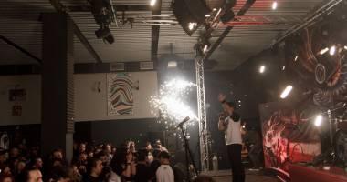"""Incendiu în """"Colectiv"""" / Fotografii surprinse înainte de concertul trupei Goodbye to Gravity. GALERIE FOTO"""