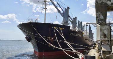 Comandantul unei nave a decedat la sosirea în portul Lavrio