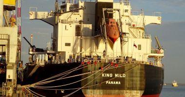 Comandantul unui bulk-carrier a murit în portul australian Gove