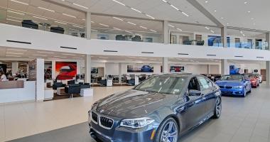 Comerțul auto-moto a început anul în forță