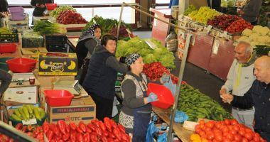 Comerțul cu legume și fructe, sub lupa direcțiilor agricole județene