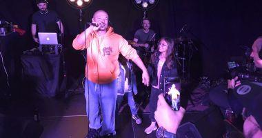 Club din Mamaia, amendat la un concert al lui Puia