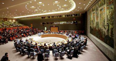 Consiliul de Securitate al ONU, convocare în reuniune de urgență