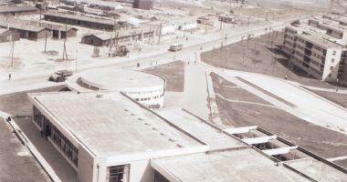Constanța de odinioară. Construcții, spații verzi. Recunoașteți cartierul?