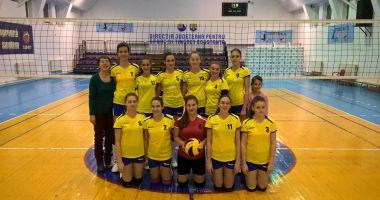 Constanța are trei echipe de volei în Divizia A2