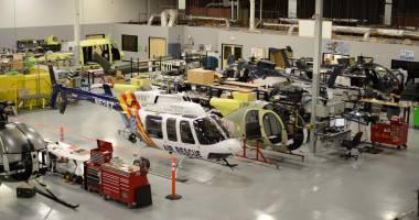 Construcția fabricii Airbus Helicopters, din România, începe în octombrie 2015