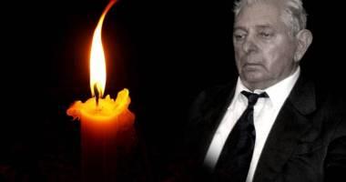 """Doliu la Universitatea """"Ovidius"""". S-a stins din viață profesorul Nicolae Costea"""