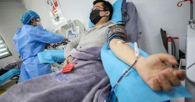 În ultimele 24 de ore, 27.400 de persoane au fost imunizate împotriva coronavirusului