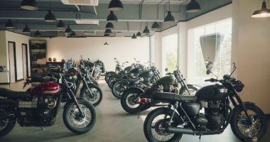 Creștere spectaculoasă a comerțului auto-moto