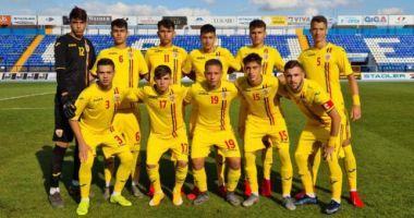 Fotbal / Tricolorii mici, învinşi în finala turneului din Croaţia