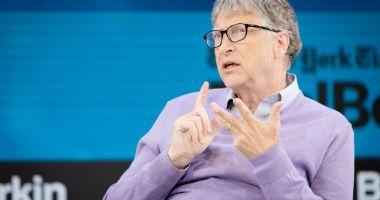 Bill Gates crede că pandemia va fi sub control la sfârșitul lui 2021