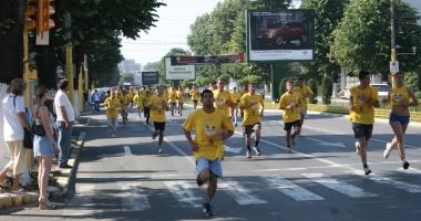 Sute de alergători, așteptați la Crosul