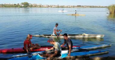 CS Farul, gata pentru Campionatele Naționale de kaiac-canoe