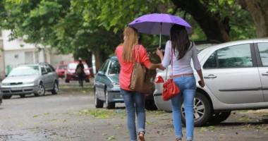 Al treilea cod galben de ploi torențiale, la Constanța