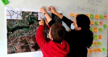 Cursuri despre arhitectură şi mediul construit, la clasele primare şi gimnaziale