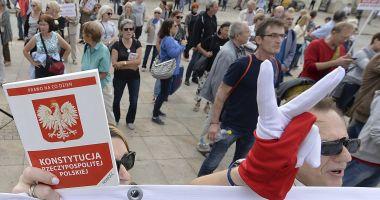 Curtea Supremă poloneză denunță influența politicului în justiție