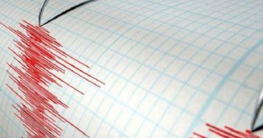 Cutremur în această seară în România